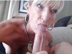 Big Boobs Blonde Blowjob MILF Webcam