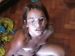 Brazil Cumshot Facial