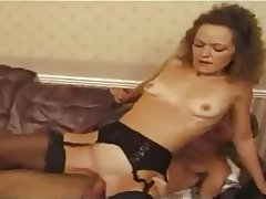 British Facial Hardcore Mature Stockings