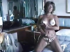 Tan line milf having orgasm bvr