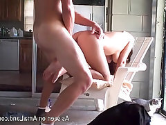 Anal Big Tits Creampie POV Amateur