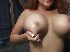 Big Boobs Redhead