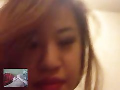 Amateur Asian Babe Masturbation Webcam