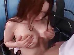 Big Boobs, Blowjob, Handjob, Japanese