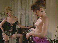 BDSM Femdom Group Sex Stockings