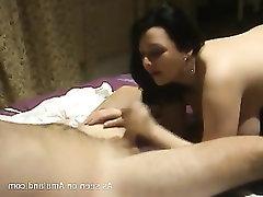 BBW Big Tits Cumshot Stockings Amateur