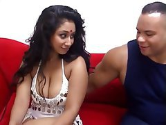 Babe Indian Interracial