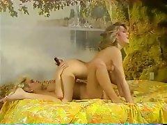 Babe Blonde Cunnilingus Lesbian Pornstar