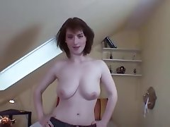 Amateur Blowjob German