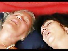 Granny Lesbian Mature MILF