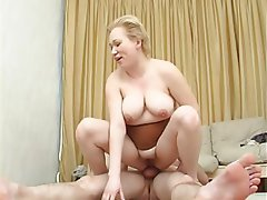 BBW Blonde MILF Old and Young
