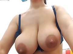 Big Boobs MILF Nipples