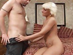 Anal Blowjob Creampie Blonde