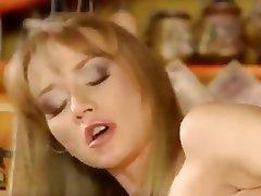 Anal Blonde Blowjob Cumshot Lingerie