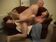 Fuck granny mature couple