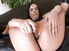 Anal Brunette Interracial MILF Pornstar