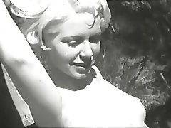 Blonde Hairy Softcore Vintage