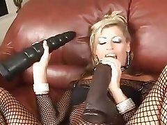 Anal Blonde Hardcore MILF