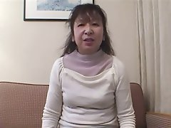 Asian Creampie Hairy Mature MILF
