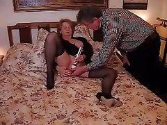 Amateur Masturbation Mature Stockings