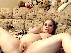 Babe BBW Big Boobs Webcam