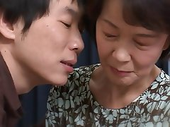 Asian Granny Japanese Mature