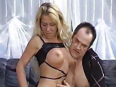 Anal Blonde German Hardcore Lingerie