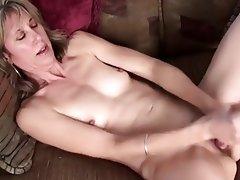 Hairy Masturbation Mature MILF
