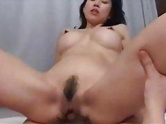 Hardcore Japanese Pornstar