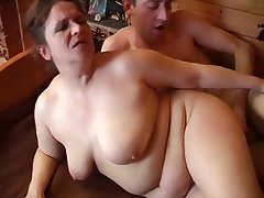 Granny Mature Russian