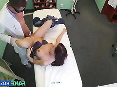 Babe Massage Secretary Amateur