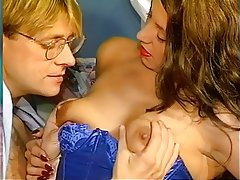 German Big Boobs Group Sex Swinger
