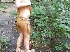 Amateur Blowjob Brunette Cumshot Outdoor
