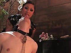 Asian BDSM Bondage Femdom