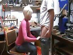 Babe Blonde German Hardcore