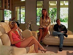 Anal, Blowjob, Threesome, Blonde