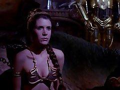 Princess nude fisher slave carrie leia