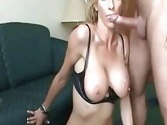 Babe, Big Boobs, Blonde, MILF