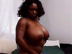 Ebony boobs eternity busty kim