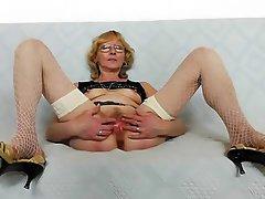 Anal Granny Mature Skinny Small Tits