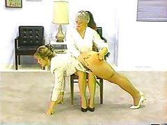 BDSM Femdom Mature MILF Spanking