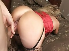 Anal sex stockings mature