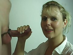 Mature Facial Amateur Blowjob