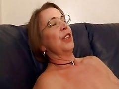 Big Boobs Blowjob Granny