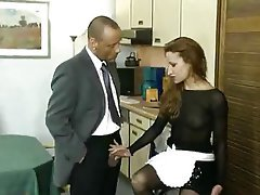 Babe Blowjob German Hardcore Stockings