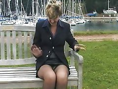 Amateur British Mature MILF