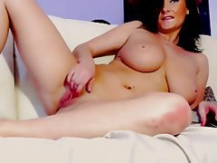 Big Boobs Masturbation MILF Webcam