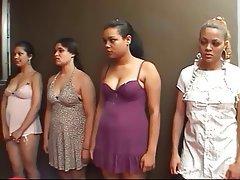 Brazil Femdom Lesbian Foot Fetish