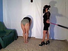 BDSM Femdom Spanish Spanking