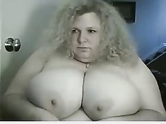 Amateur BBW Big Boobs Webcam